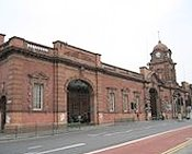 Nottingham Railway Station - Railway Station